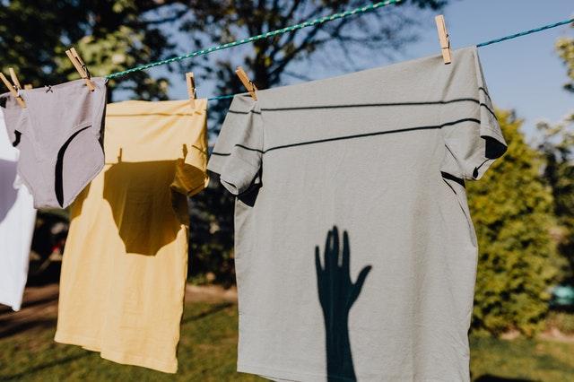 Cuidados ao lavar