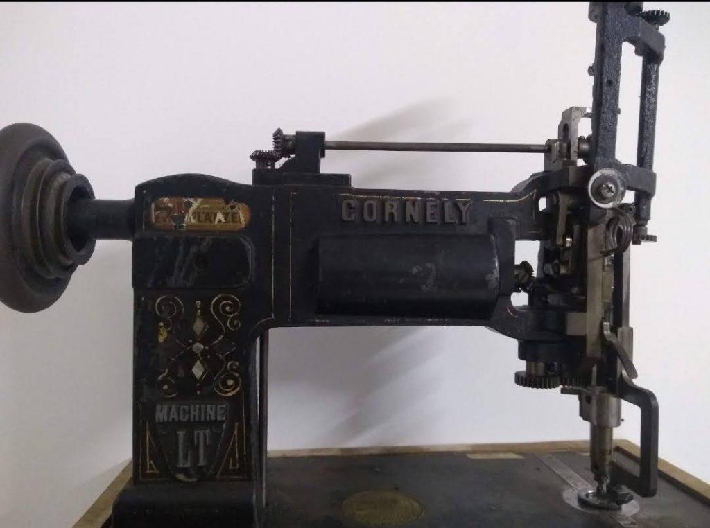 máquina cornely